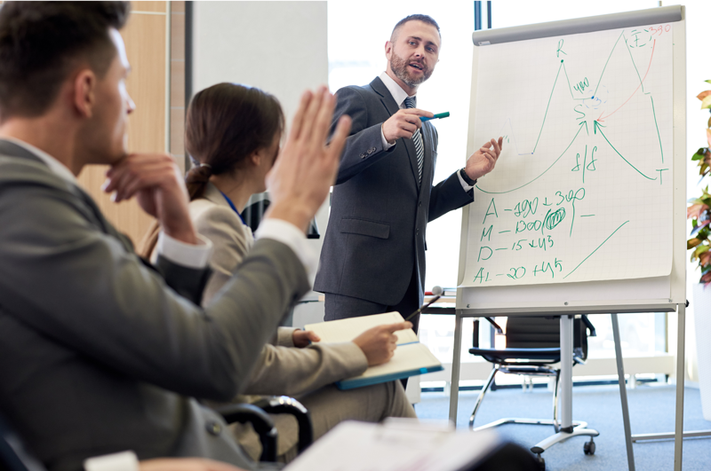 Are you training to improve your leadership performance?